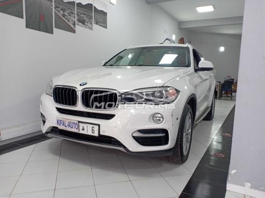 Voiture au Maroc BMW X6 Xdrive 30d pack m - 345481