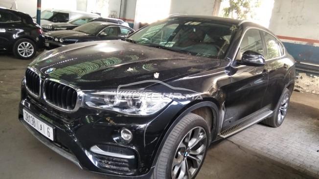 سيارة في المغرب BMW X6 (f16) ph1 30da 258 exclusive - 364681