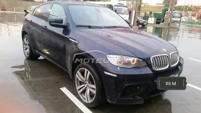 سيارة في المغرب BMW X6 M 4.4 v8 biturbo 555 ch - 266337