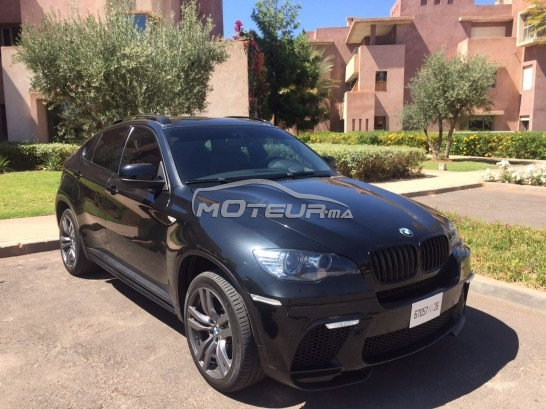 bmw x6 pack m 2010 essence 154159 occasion marrakech maroc. Black Bedroom Furniture Sets. Home Design Ideas