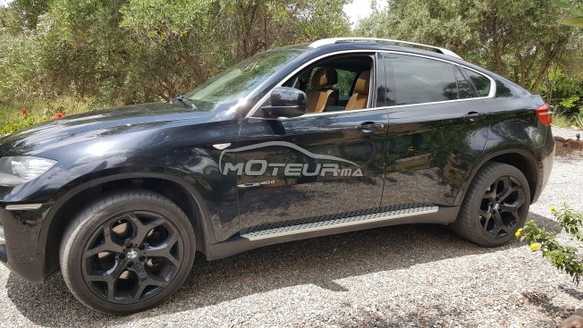 Voiture au Maroc BMW X6 4.0 d - 215432