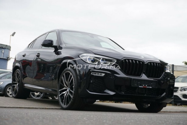 BMW X6 30d xdrive pack m facelift occasion