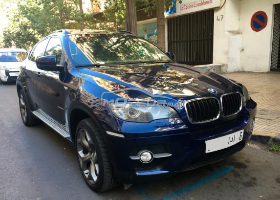 Voiture au Maroc BMW X6 3.0d - 156893