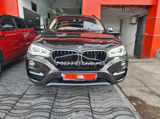 BMW X6 مستعملة