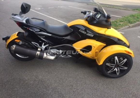 دراجة نارية في المغرب CAN-AM Spyder - 228449