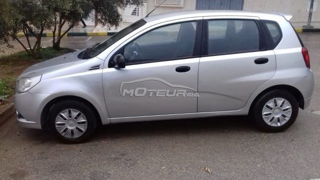 Chevrolet Aveo 2014 Essence 201960 Occasion Fes Maroc