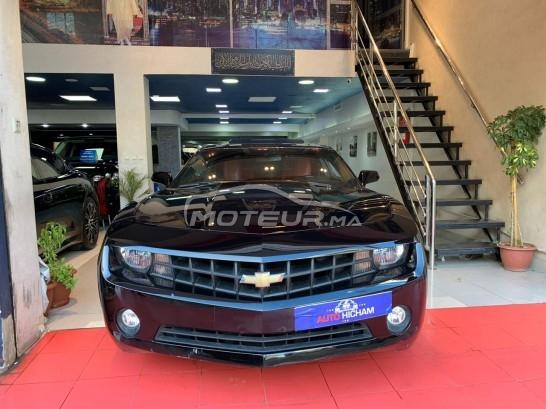 Voiture Chevrolet Camaro 2012 à casablanca  Essence