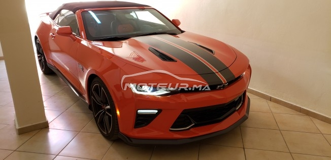 CHEVROLET Camaro 2ss hot wheels مستعملة