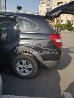 CHEVROLET Captiva 2.0 vcdi 127 family pack occasion 697410