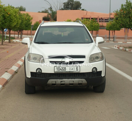 CHEVROLET Captiva Lt مستعملة