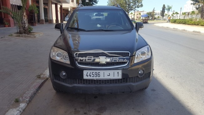 سيارة في المغرب CHEVROLET Captiva 2.0 vcdi 127 family pack - 193735