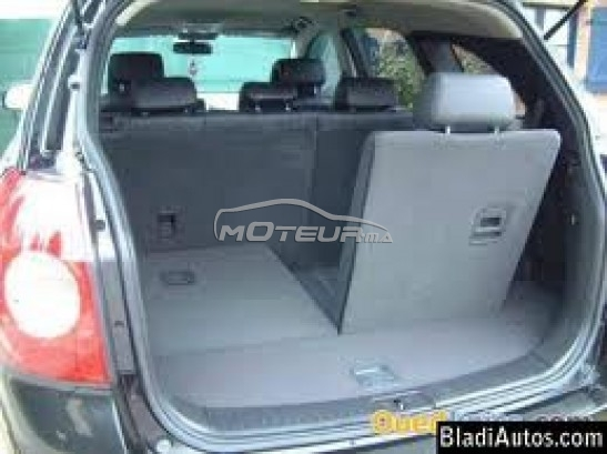 chevrolet captiva 2008 diesel 134122 occasion rabat maroc. Black Bedroom Furniture Sets. Home Design Ideas
