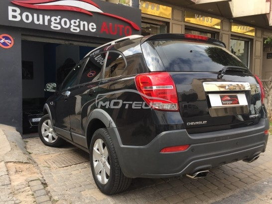 chevrolet captiva 2015 diesel 213513 occasion casablanca maroc. Black Bedroom Furniture Sets. Home Design Ideas