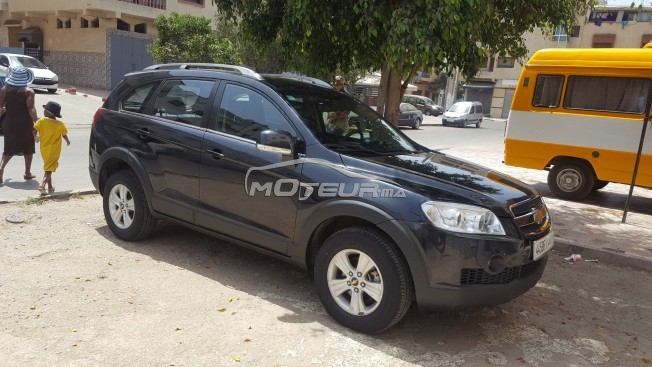 CHEVROLET Captiva 2.0 vcdi 127 family pack occasion 437260