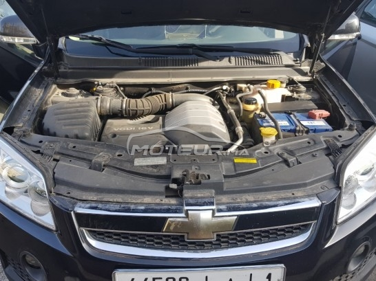 CHEVROLET Captiva 2.0 vcdi 127 family pack occasion 697413