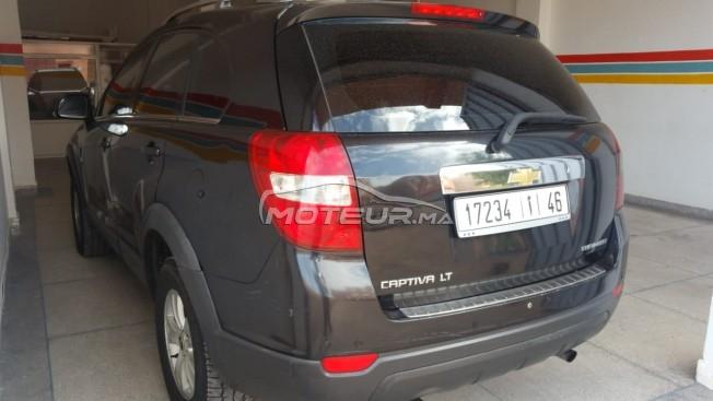 سيارة في المغرب شيفروليه كابتيفا - 233847