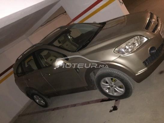 سيارة في المغرب شيفروليه كابتيفا - 230593