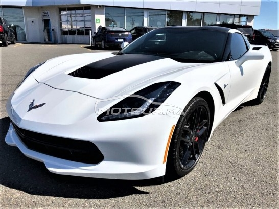 CHEVROLET Corvette Stingray full options occasion