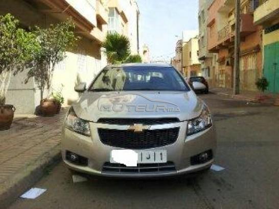 سيارة في المغرب CHEVROLET Cruze - 147700
