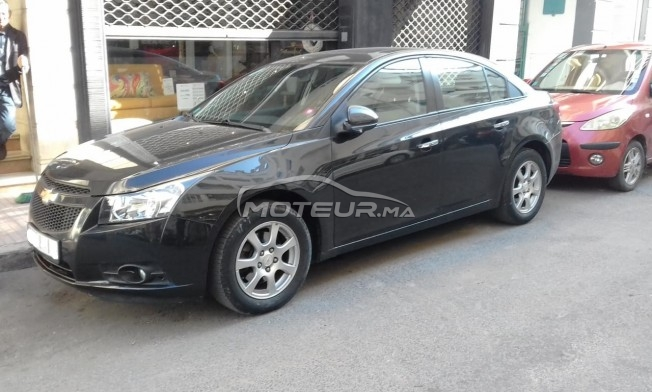 CHEVROLET Cruze Lt occasion