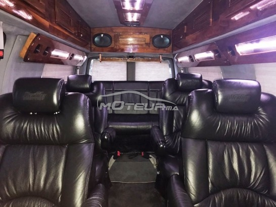 CHEVROLET Express Van 2500 occasion 545052