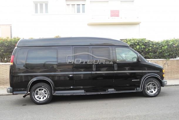 CHEVROLET Express Van 2500 occasion 545056