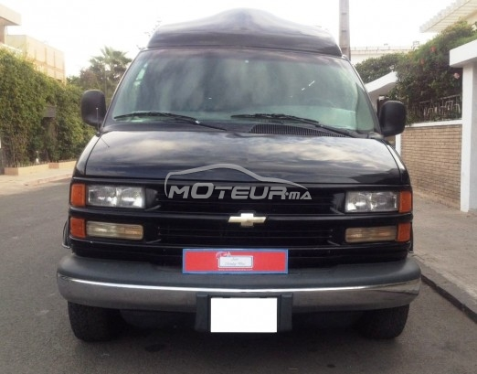 CHEVROLET Express Van 2500 مستعملة