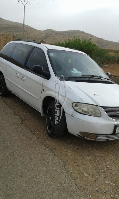CHRYSLER Grand voyager occasion