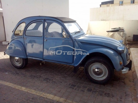 citroen 2 cv occasion maroc annonces voitures. Black Bedroom Furniture Sets. Home Design Ideas