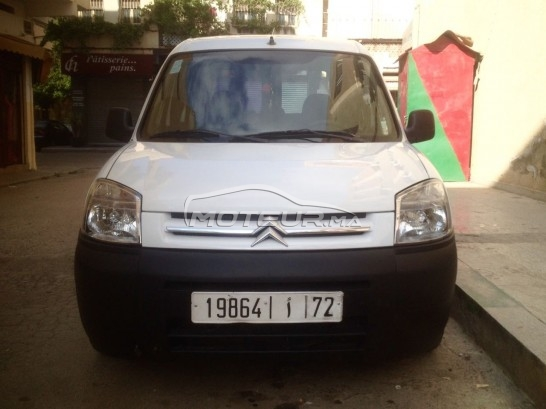 Voiture au Maroc CITROEN Berlingo - 229423