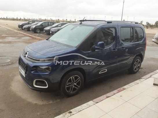 Voiture Citroen Berlingo 2019 à casablanca  Diesel  - 5 chevaux