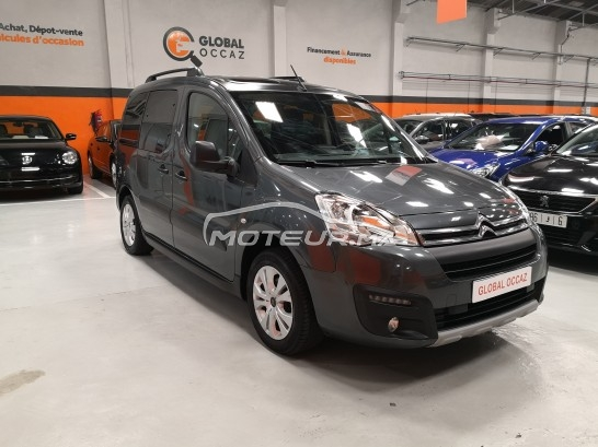 سيارة في المغرب CITROEN Berlingo Citroen berlingo 1.6 hdi 75m - 318584