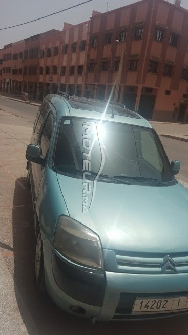 سيارة في المغرب سيتروين بيرلينجو - 234299