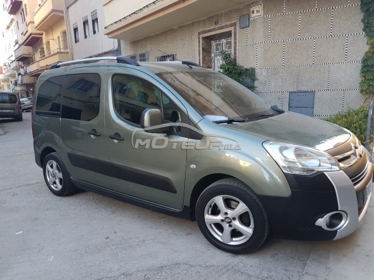 سيارة في المغرب سيتروين بيرلينجو Tepee 1.6 hdi - 219895