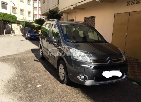 سيارة في المغرب CITROEN Berlingo - 251076