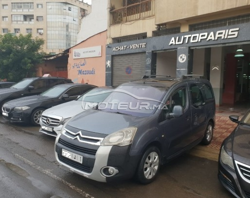CITROEN Berlingo 1.6 hdi مستعملة