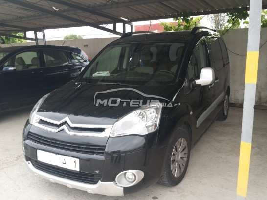 citroen berlingo 2012 diesel 161435 occasion tetouan maroc. Black Bedroom Furniture Sets. Home Design Ideas