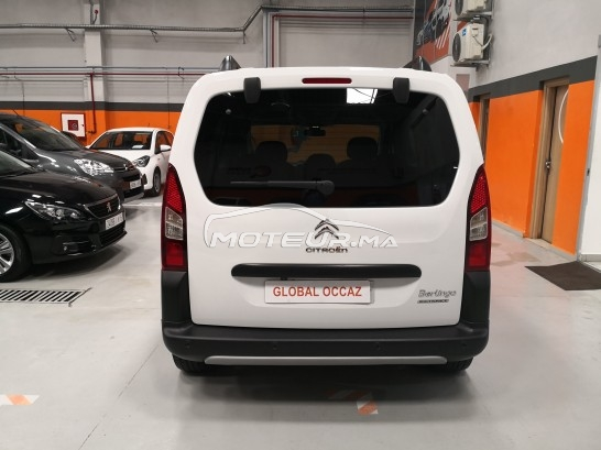 CITROEN Berlingo occasion 1000477