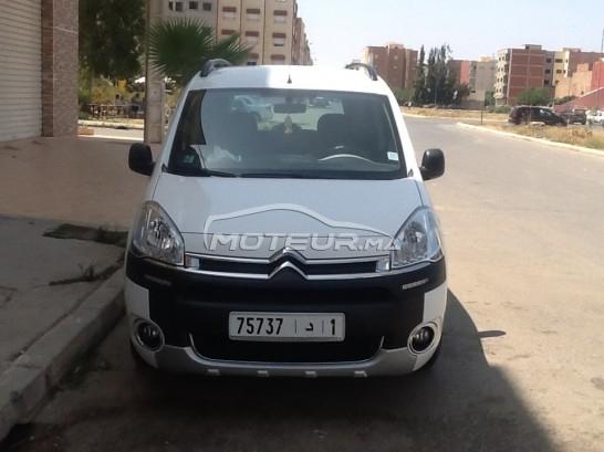 Voiture au Maroc CITROEN Berlingo Multispace - 235714