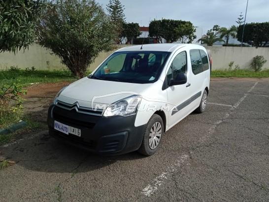 سيارة في المغرب CITROEN Berlingo 1.6 hdi 75 attraction clim - 345591