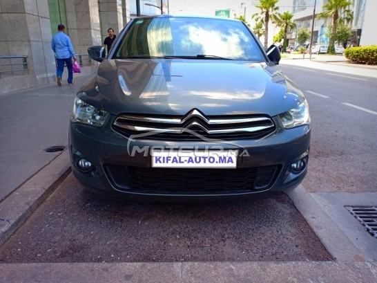 CITROEN C-elysee 1.6 hdi occasion