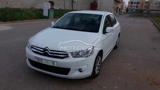 CITROEN C-elysee 1.6 hdi occasion 666609