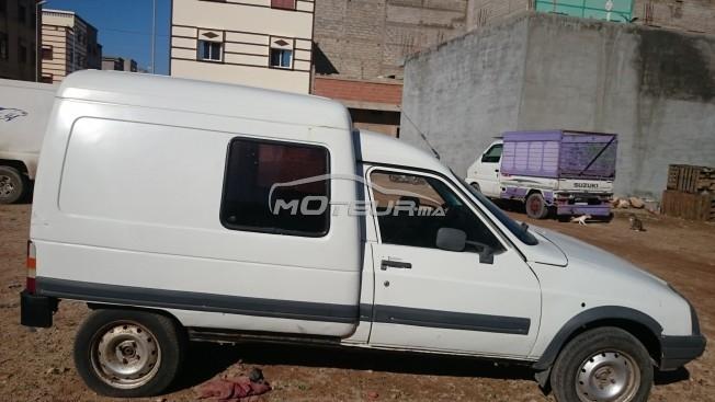 Voiture au Maroc CITROEN C15 - 192929