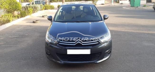 Acheter voiture occasion CITROEN C4 au Maroc - 312893