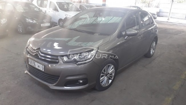 سيارة في المغرب CITROEN C4 1.6 hdi 92 ch live + - 261229