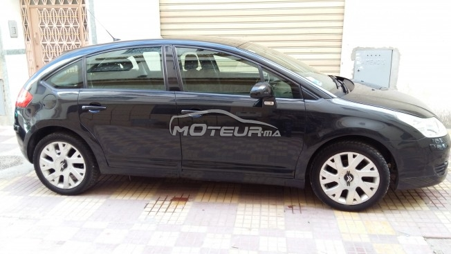 سيارة في المغرب سيتروين س4 1.6 hdi - 214726
