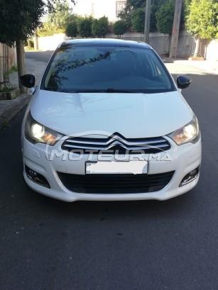 سيارة في المغرب CITROEN C4 1.6 hdi 110 ch exclusive - 247212