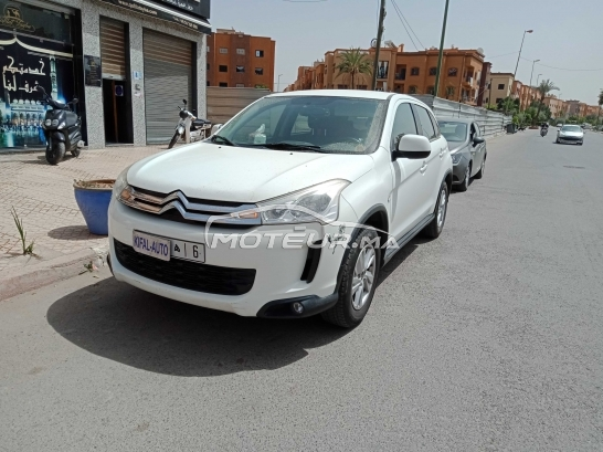 سيارة في المغرب CITROEN C4 aircross 1.6 hdi 115 attraction 4x2 - 347429