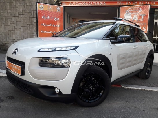 سيارة في المغرب CITROEN C4 cactus Shine 1,6 e-hdi 6cv automatique ttoptions - 282243