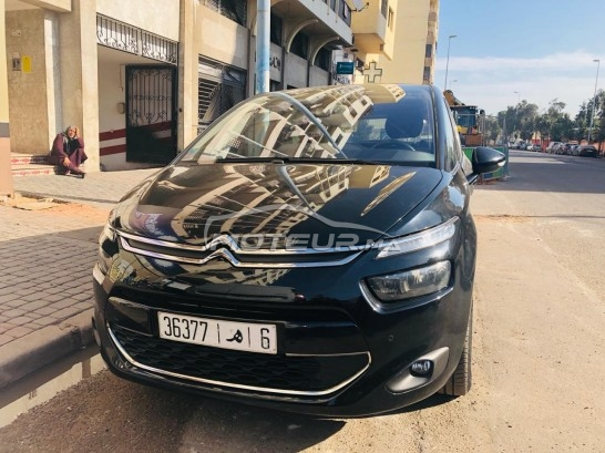 سيارة في المغرب CITROEN C4 picasso Exclusive - 260667